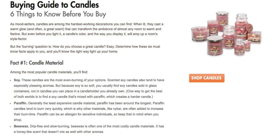 eCommerce Blog Examples That Can Actually Generate Sales