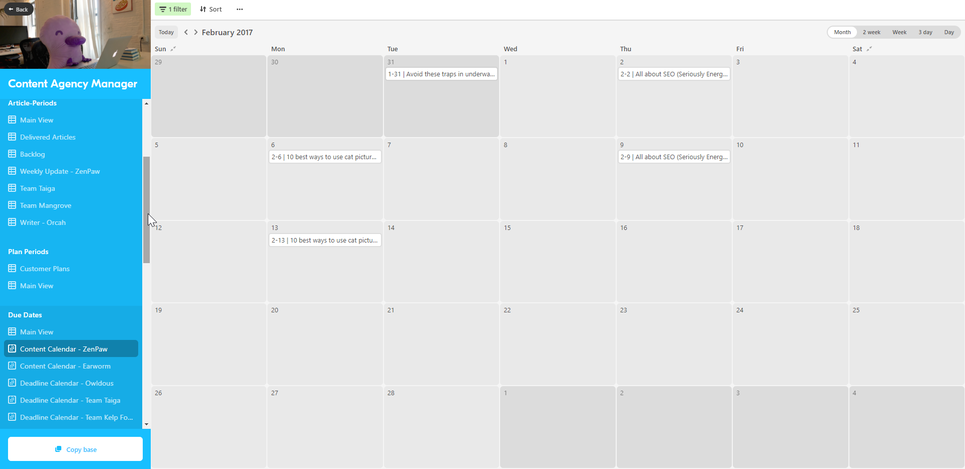How To Create A Dynamite Editorial Calendar [+ Free Spreadsheet Template]